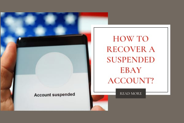 how to recover suspended eBay account
